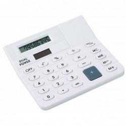 Mini-kalkulator CORNER, biały