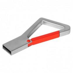 Pamięć USB z karabińczykiem