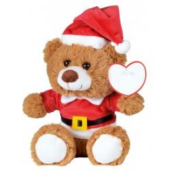 Świąteczny miś KLAUS