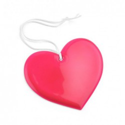 Zawieszka odblaskowa HEART