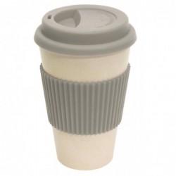Kubek bambusowy Eco cup, szary