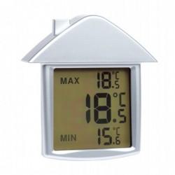Termometr COMFORT, srebrny