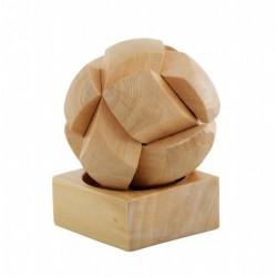 Puzzle w kształcie piłki...