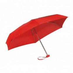 Parasol mini POCKET, czerwony