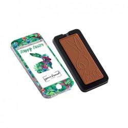 czekoladowy smartfon