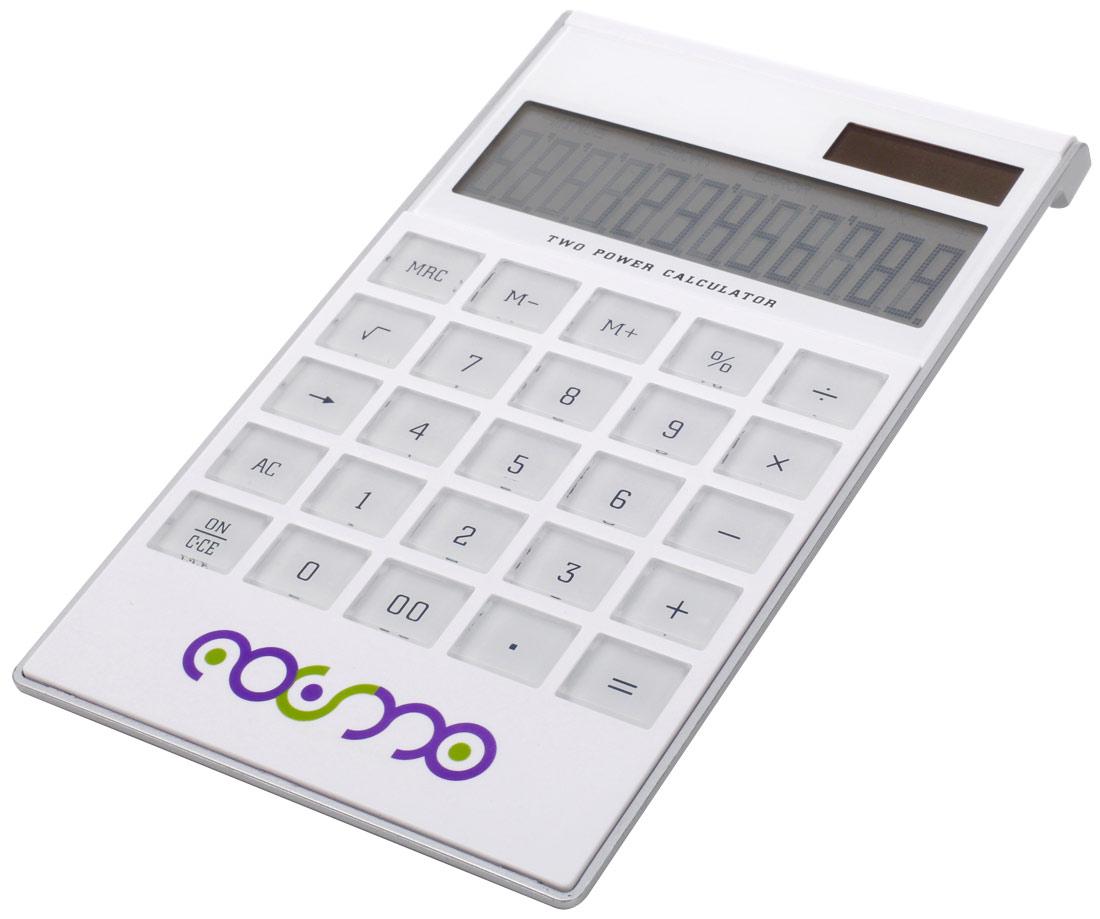Tampodruk - znakowanie na kalkulatorze