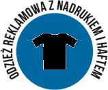 Koszulki - odzież reklamowa z nadrukiem i haftem